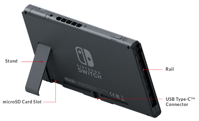 Nintendo Switch dos