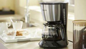 Ouverture du guide d'achat des cafetières-filtres