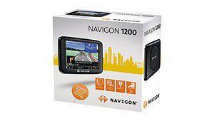 Trois nouveaux GPS Navigon : 1200, 2200 et 7210 Edition ViaMichelin