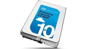 Seagate proposera un disque dur de 16 To d'ici 12 à 18 mois