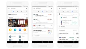 Google Maps sur Android s'enrichit d'informations en temps réel