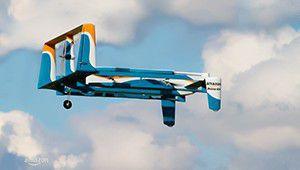 Les drones de livraison d'Amazon Prime Air en approche