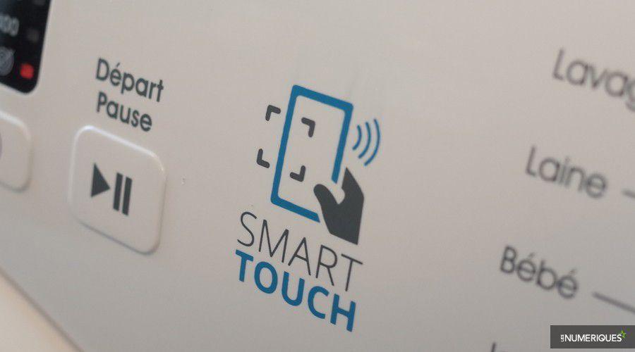 plus de photos d67eb 78459 Labo – Candy Smart Touch CS1472D : le NFC, plus futile qu ...
