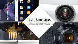 7 jours de tests – Huawei P8 Lite 2017, Sony KD-55XE9305