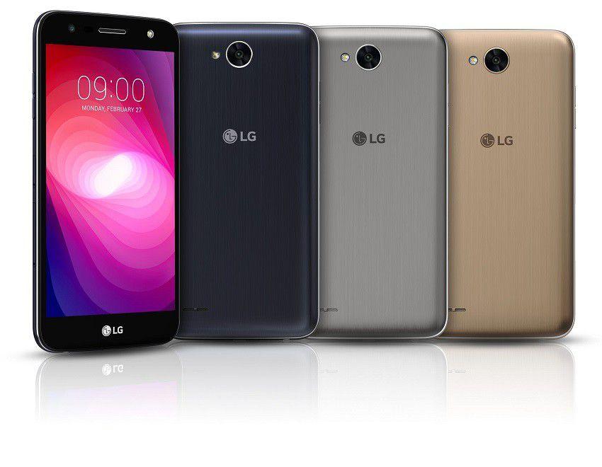LG X power2 colors