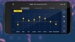 Supralive, une écoute personnalisée et interactive des concerts