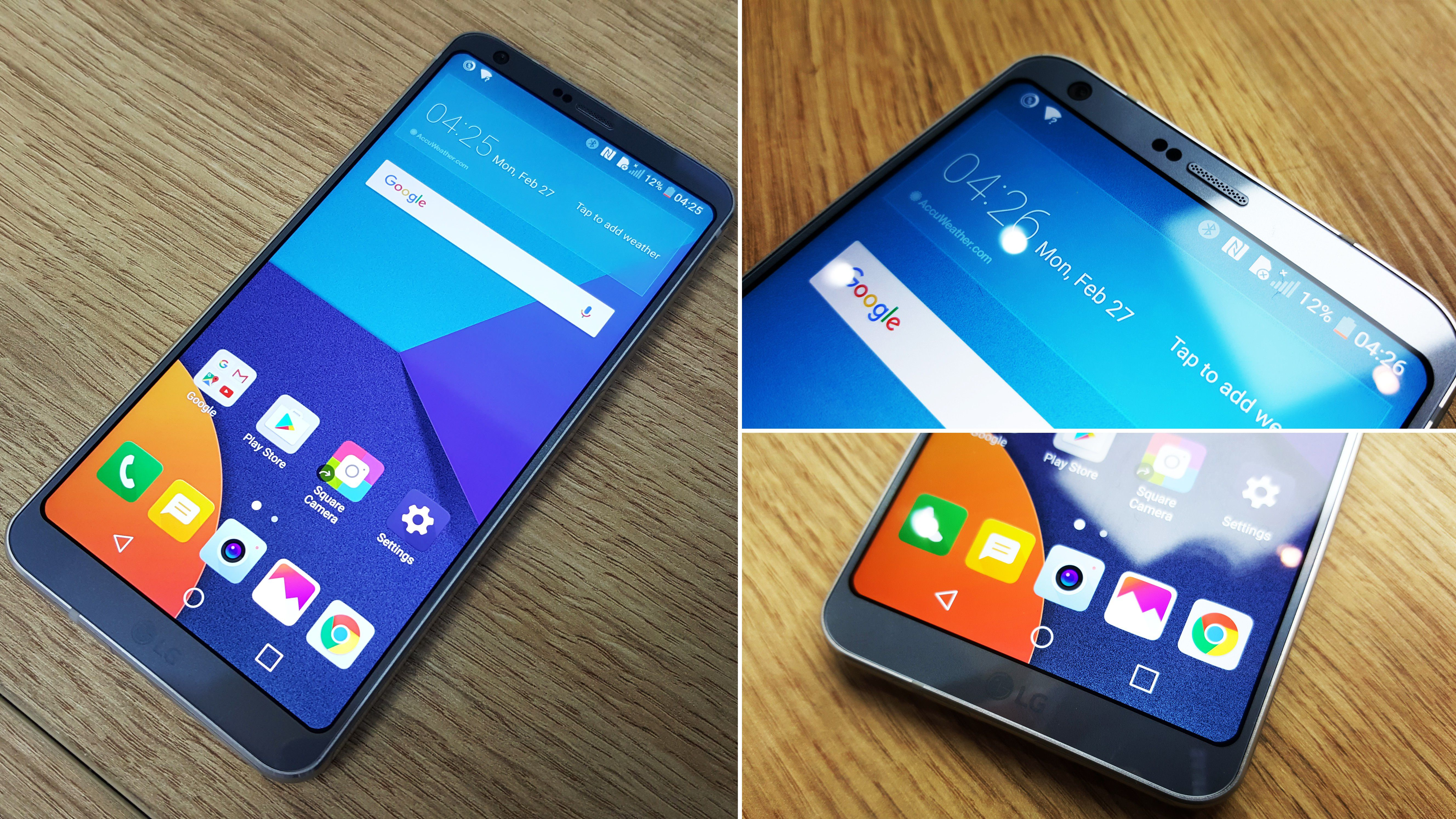 Le prochain smartphone LG haut de gamme sortirait en juin prochain