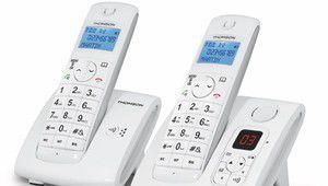 Le téléphone fixe Thomson Jaspe retient une heure de messages vocaux