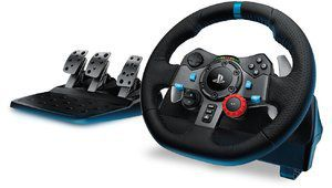 Black Friday – Volant à retour de force Logitech G29 ou G920 à 200 €