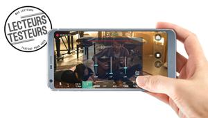 Lecteurs-testeurs: essayez le LG G6 en avant-première