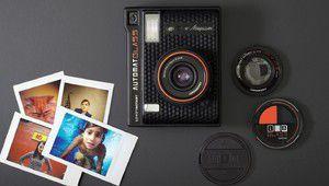 Lomo'Instant Auto Glass, le nouvel appareil instantané de Lomography