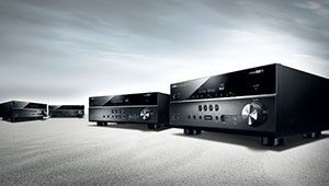 Yamaha renouvelle sa gamme d'amplis audio/vidéo RX-V
