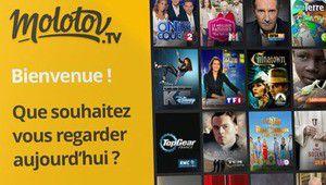 Molotov.tv passe la barre du million d'utilisateurs