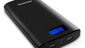 Mise à jour du guide d'achat des batteries externes