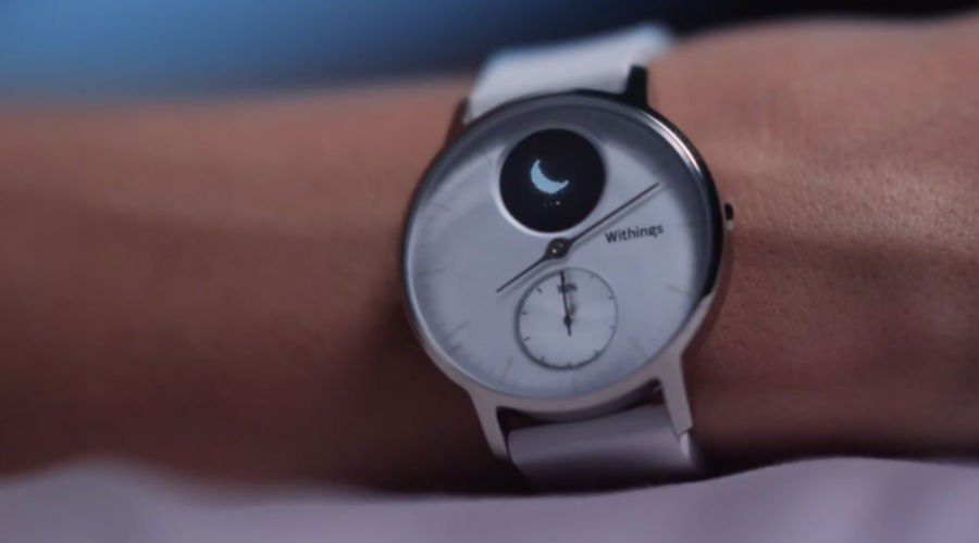 News withings steel HR