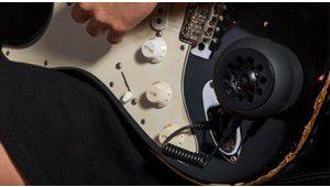 Strum Buddy, la sangsue sonore pour guitare de Fluid Audio