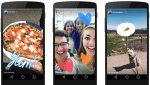 Stories : Instagram plus populaire que Snapchat