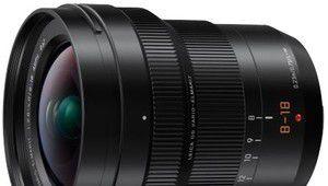Lumix GH5: nouveau zoom grand-angle et nouveau firmware