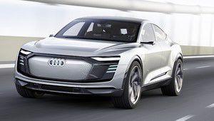 Audi e-tron Sportback concept: l'électrification en ordre de marche