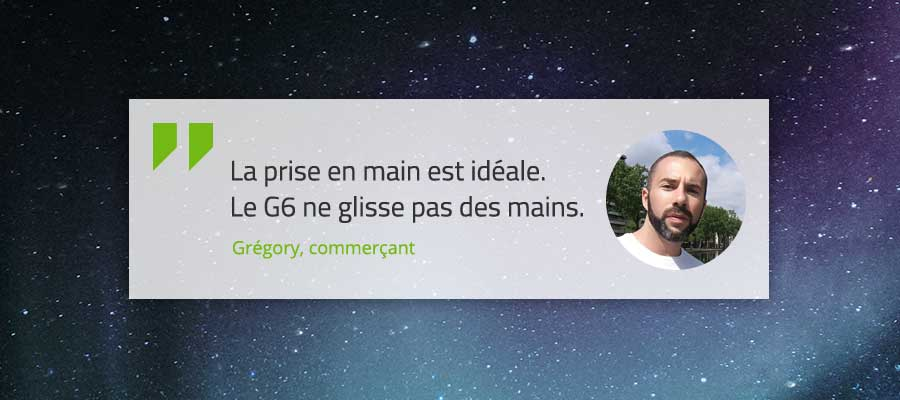 verbatim Gregory LG G6