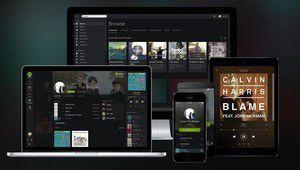 Des objets connectés pour Spotify?
