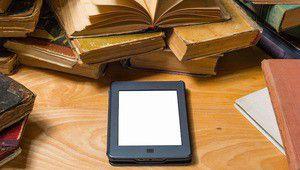 Les ventes de livres numériques en baisse