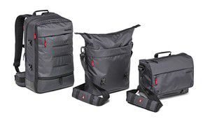 Manfrotto présente sa nouvelle collection de sacs photo Manhattan