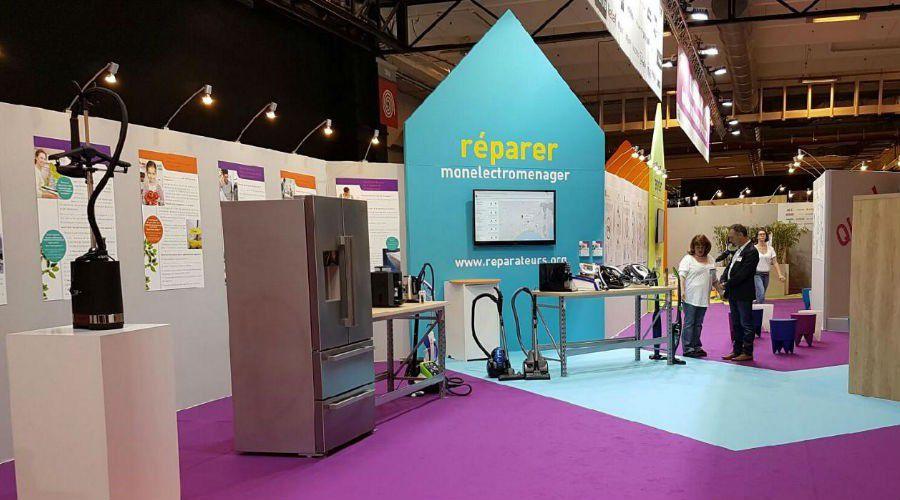 35dc35ab478631 Le GIFAM accueille les visiteurs à la Foire de Paris - Les Numériques