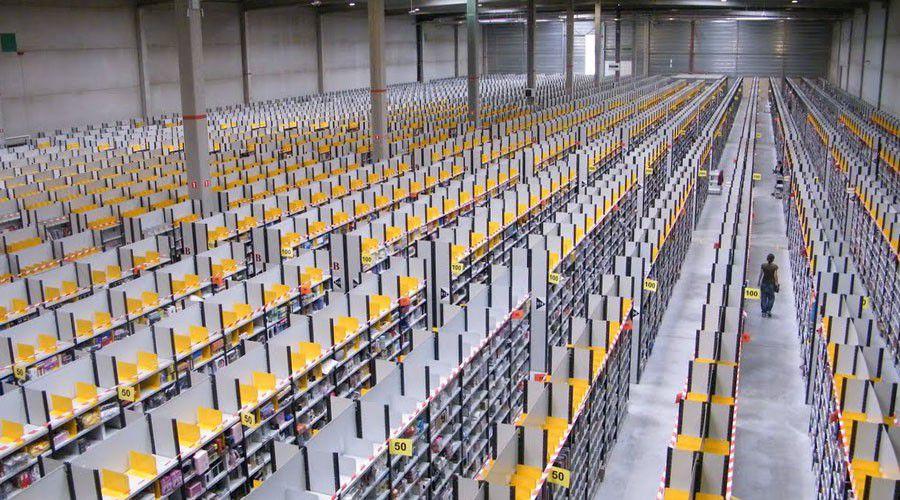 [MàJ] Un nouvel entrepôt Amazon en projet en région parisienne