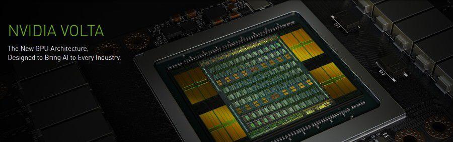 Volta et GV100: Nvidia livre un avant-goût de l'après GeForce GTX 10