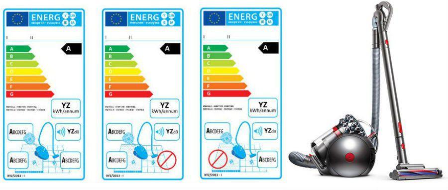 Actu Dyson etiquette energie justice
