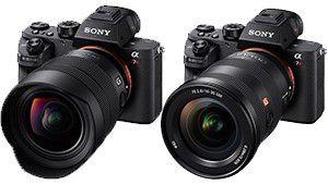 Deux nouveaux zooms grand angle pour les Sony A7 et A9