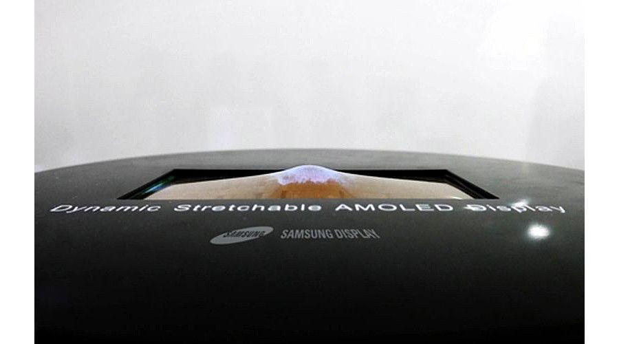 Oled étirable, Oled 3D sans lunettes et LCD 2250 ppp: Samsung innove