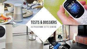 7 jours de test – Samsung QE65Q9F, HMD Nokia 3310, LG K102017