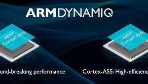 ARM: CPU Cortex-A75 et A55 associés via DynamIQ, le Big.Little 2.0