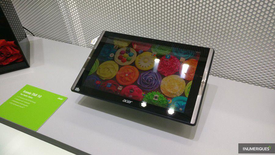 Computex 2017 – Prise en main des Acer Iconia One 10 et Tab 10
