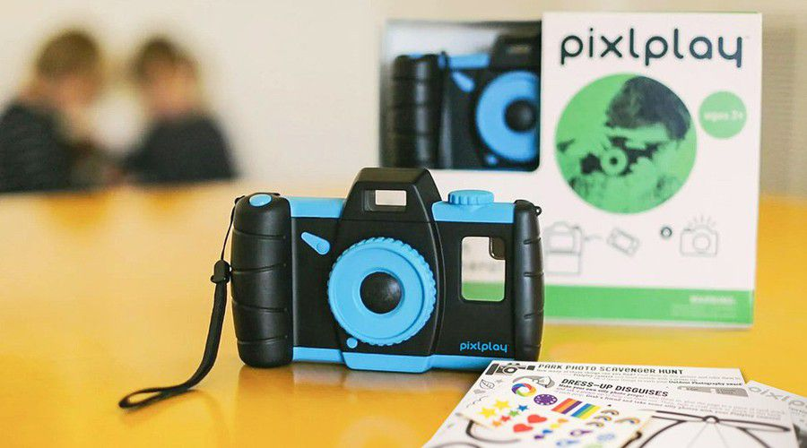 Pixlplay, la coque qui transforme un smartphone en APN pour enfants