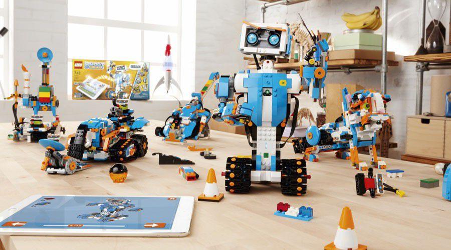 Les LEGO Boost pour 160$ à partir de juillet