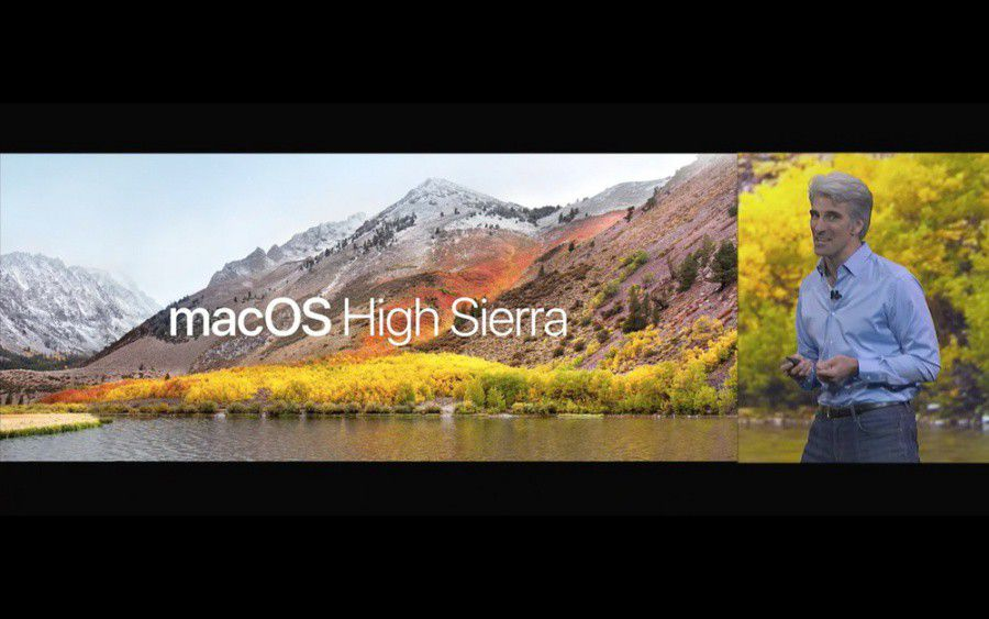 MacOS High Sierra : Apple mise sur l'optimisation et les performances
