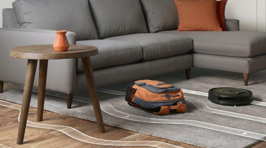 Actu iRobot Roomba 980 deplacement