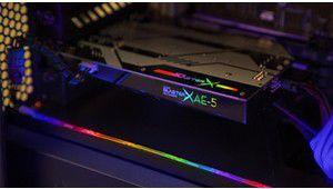 Sound BlasterX AE-5, une nouvelle carte son PCIe signée Creative