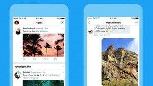 Du changement sur Twitter