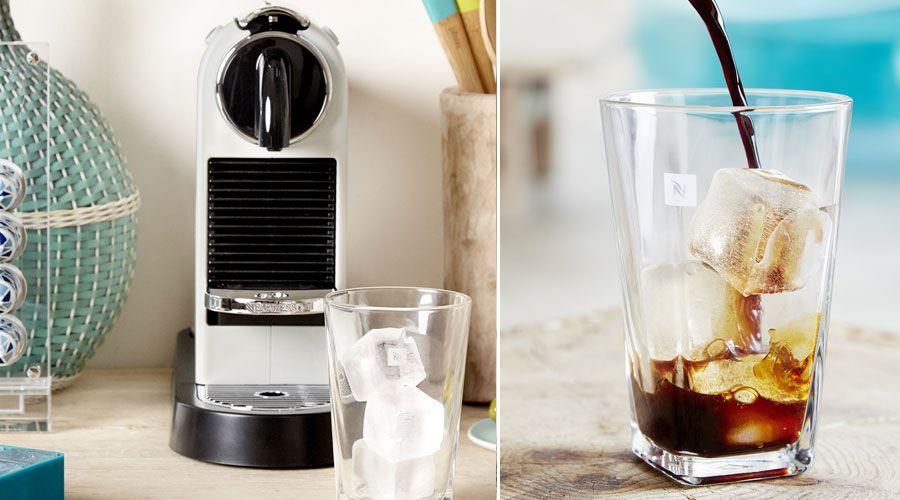 Nespresso lance deux nouvelles boissons glacées