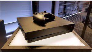 E32017 – Xbox One X: pour qui? pour quoi?