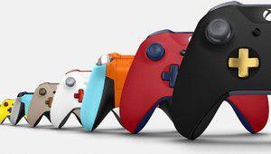 E32017 – Xbox Design Lab: les manettes sur-mesure arrivent en France