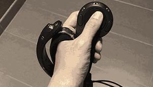 Valve présente les nouveaux contrôleurs du HTC Vive