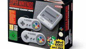 [MAJ Dispo] Nintendo officialise la Super Nintendo Classic Mini