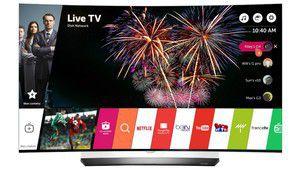 Soldes 2017 – Téléviseur LG Oled 65C6V (3D) à 3000€
