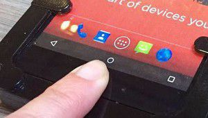 Qualcomm développe un capteur d'empreintes à placer sous l'écran