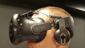 Prise en main du HTC Vive Audio Strap: le son est désormais intégré